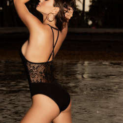 Mapale Black One Piece