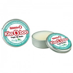 Screaming O Kiss O Boo Lip Balm Mint
